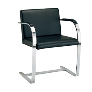 Tugendhat Flat Arm Armchair