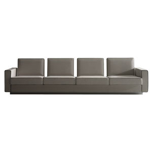 University of Chicago Law School Four Seat Sofa