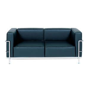 LC3 Grand Confort Two Seat Sofa