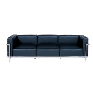 LC3 Grand Confort Three Seat Sofa