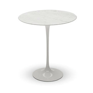 Oval Tulip Side Table